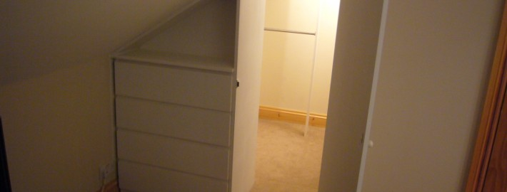 24 loft space storage