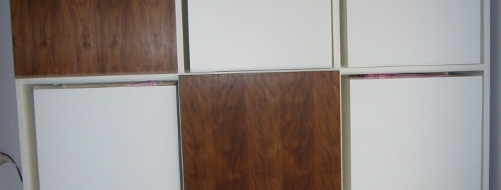 Feature Wall Storage