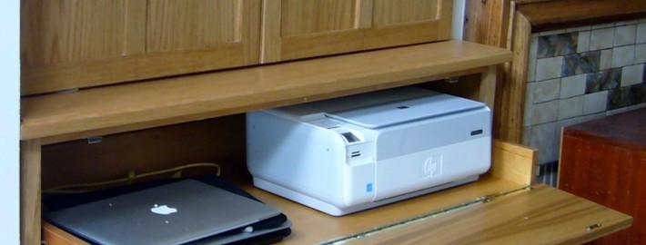 Concealed Workspace