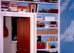 Door Way Shelves
